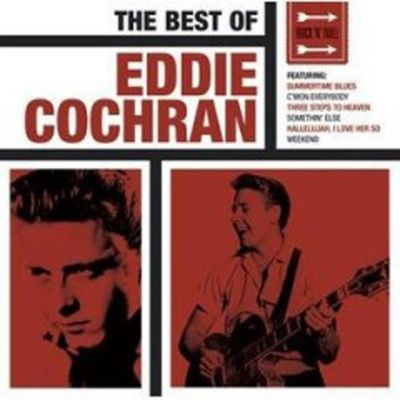 The Best of Eddie Cochran [Music for Pleasure]
