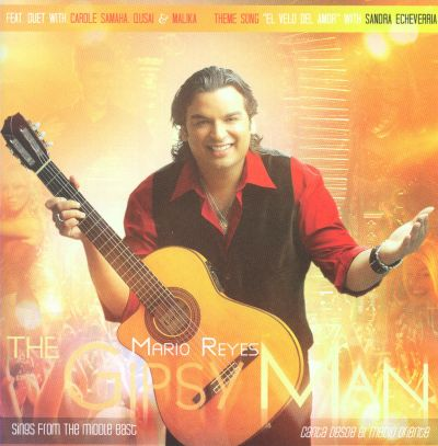 The Gipsy Man: Songs from the Middle East