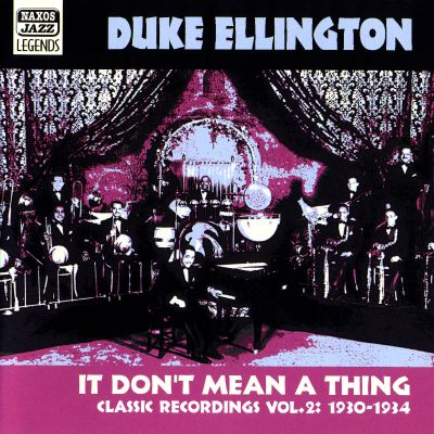 It Don't Mean a Thing: 1930-1934, Vol. 2