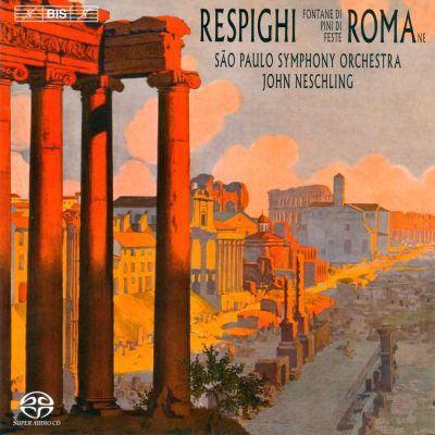 Pini di Roma (The Pines of Rome), symphonic poem, P. 141
