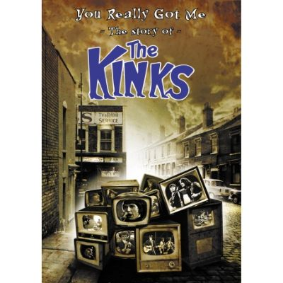 You Really Got Me: Story of the Kinks [DVD]
