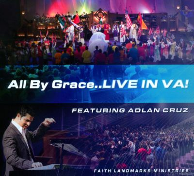 All By Grace: Live in VA!