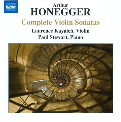 Sonata for violin & piano No. 3 in C major, H. vi/3