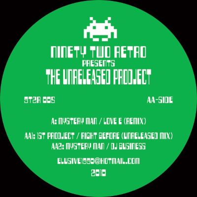 The Unreleased Prodjects