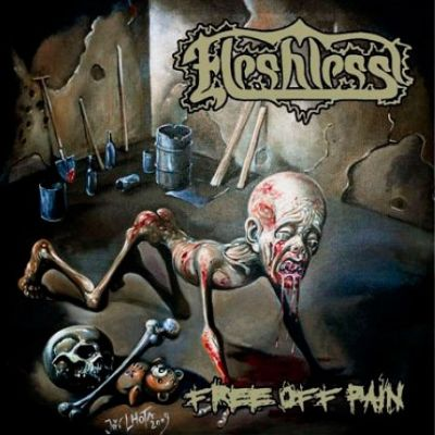 Free of Pain/Stench of Rotting Heads