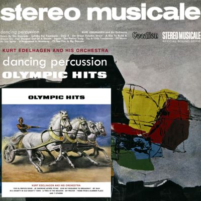 Dancing Percussion/Olympic Hits