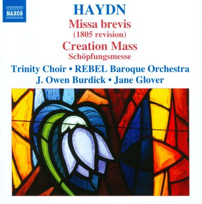 Haydn: Masses, Vol. 7 - Missa Brevis, Creation Mass