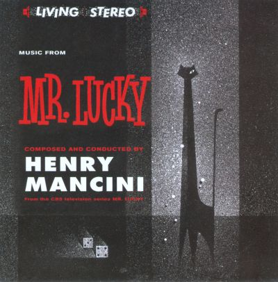 Mr. Lucky, television soundtrack