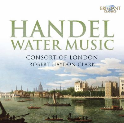 Water Music Suite No. 2 for orchestra in D major, HWV 349