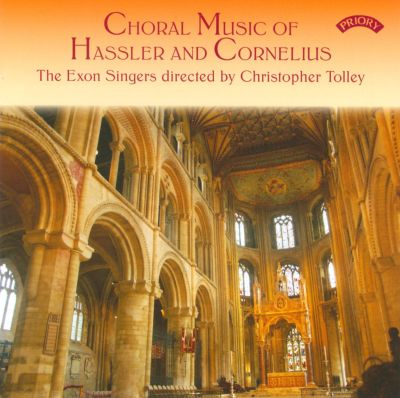 Choral Music of Hassler & Cornelius