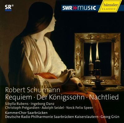 Requiem, for chorus & orchestra, Op. 148