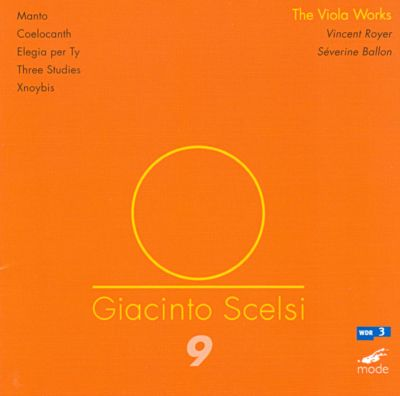 Scelsi: The Viola Works