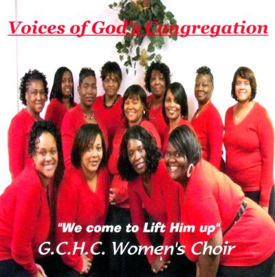 Voices of God's Congregation: We Come To Life Him Up