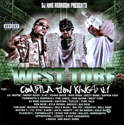 Assassin Presents: West Turf Compilation Kings, Vol. 1