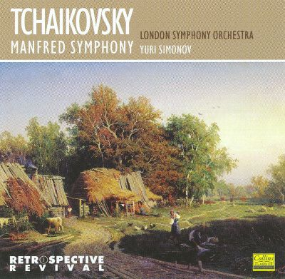Manfred Symphony, for orchestra (or piano, 4 hands) in B minor, Op. 58
