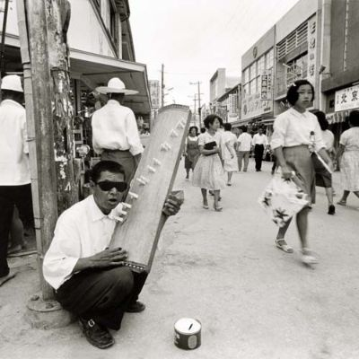 Wandering Shadow of Southern Streets: Blind Itinerant Musician From Amami Island