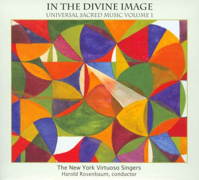 In the Divine Image: Universal Sacred Music, Vol. 1