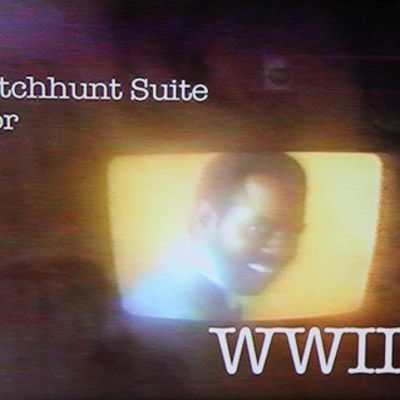 Witchhunt Suite For Wwiii