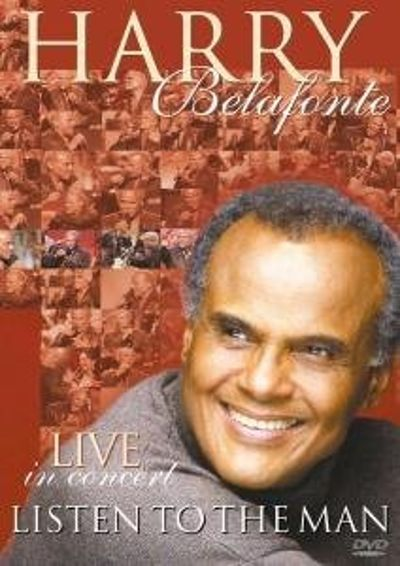 Listen to the Man: Live in Concert [DVD]