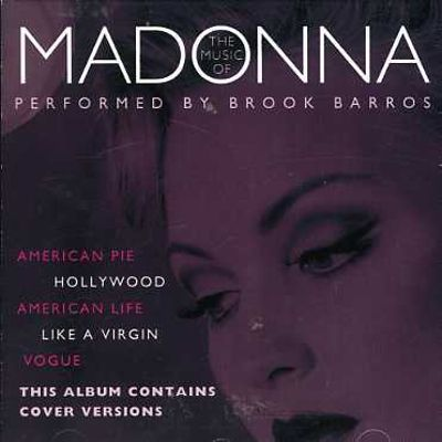 The Music of Madonna - Brook Barros | Songs, Reviews ...