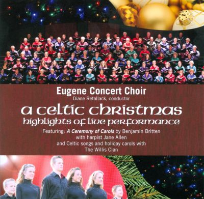 A Ceremony of Carols, for treble voices (or chorus) & harp, Op. 28