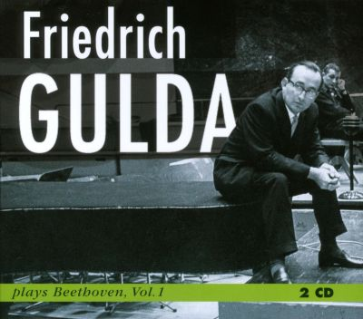 Friedrich Gulda Plays Beethoven, Vol. 1