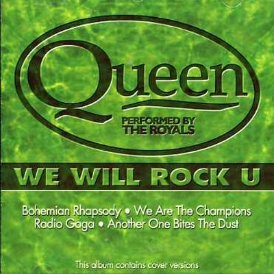 The Music of Queen: We Will Rock You