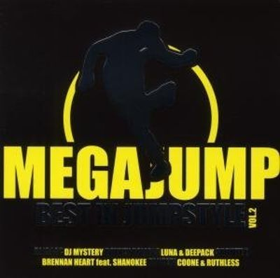 Megajump: The Best in Jumpstyle, Vol. 2