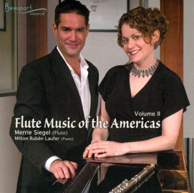 Flute Music of the Americas, Vol. 2