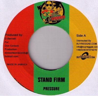 Stand Firm / Protection