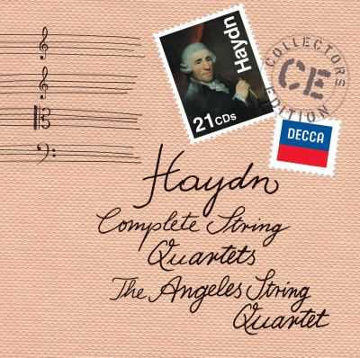 String Quartet No. 7 in A major, Op. 2/1, H. 3/7