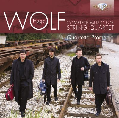 Wolf: Complete Music for String Quartet