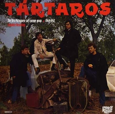 The First Portuguese Surf-Garage Group 1964-1967