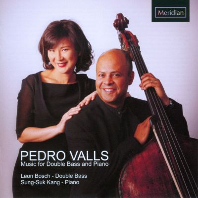 Pedro Valls: Music for Double Bass & Piano