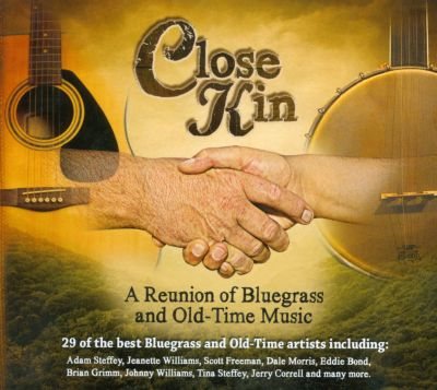 A Reunion of Bluegrass and Old-Time Music