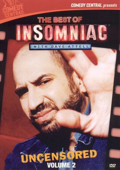 Insomniac: The Best of Uncensored, Vol. 2