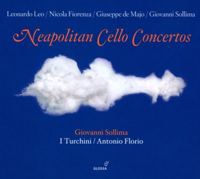 Neapolitan Cello Concertos