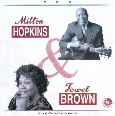 Milton Hopkins & Jewel Brown