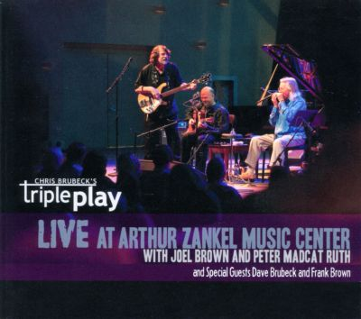 Live At Arthur Zankel Music Center