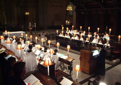 St. Paul's Cathedral Choir, London