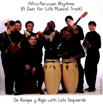 Afro-Peruvian Rhythms (A Zest for Life Musical Track)