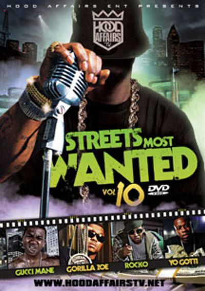 Hood Affairs, Vol. 10: Streets Most Wanted