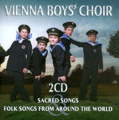 Sacred Songs / Folk Songs from Around the World