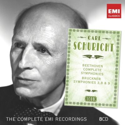 ICON: Carl Schuricht - The Complete EMI Recordings