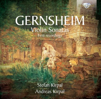 Violin Sonata No. 4 in G major, Op. 85
