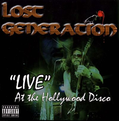Live At the Hollywood Disco
