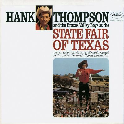 Live at the State Fair of Texas