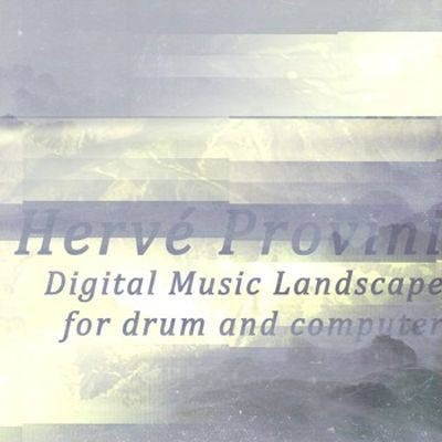 Digital Music Landscape For Drum and Computer