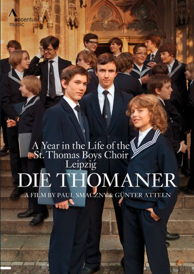 Die Thomaner: A Year in the Life of the St. Thomas Boys' Choir