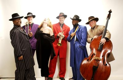 Gwen Hughes & The Retro Jazz Kats